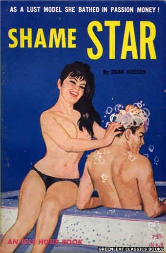 Idle Hour IH416 - Shame Star by Dean Hudson, cover art by Unknown (1964)