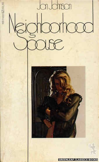 Midnight Reader 1974 MR7422 - Neighborhood Spouse by Jon Johnson, cover art by Photo Cover (1974)