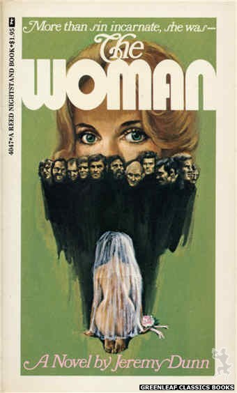 Reed Nightstand 4047 - The Woman by Jeremy Dunn, cover art by Ed Smith (1974)