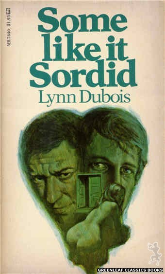 Midnight Reader 1974 MR7446 - Some Like It Sordid by Lynn Dubois, cover art by Ed Smith (1974)