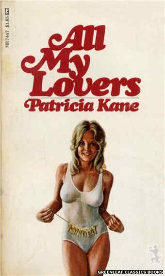 Midnight Reader 1974 MR7447 - All My Lovers by Patricia Kane, cover art by Ed Smith (1974)
