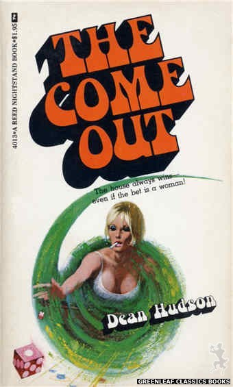 Reed Nightstand 4013 - The Come Out by Dean Hudson, cover art by Robert Bonfils (1974)