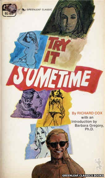 Greenleaf Classics GC400 - Try It Sometime by Richard Cox, cover art by Unknown (1969)
