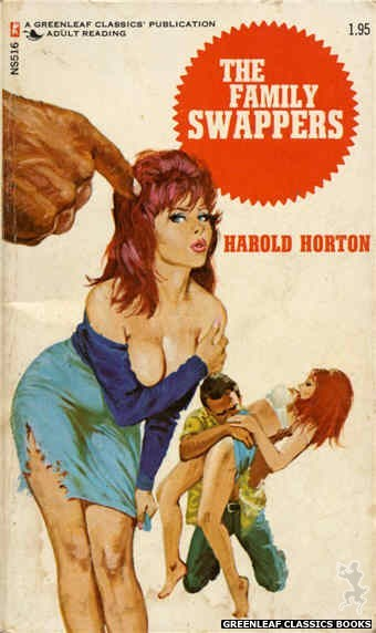 Nitime Swapbooks NS516 - The Family Swappers by Harold Horton, cover art by Unknown (1973)