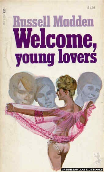 Midnight Reader 1974 MR7509 - Welcome, Young Lovers by Russell Madden, cover art by Unknown (1974)