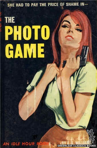 Idle Hour IH497 - The Photo Game by J.X. Williams, cover art by Unknown (1966)