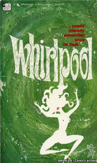 Greenleaf Classics GC327 - Whirlpool by Charles Hart, cover art by Unknown (1968)