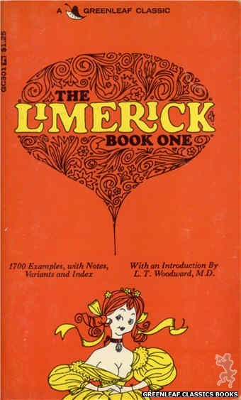 Greenleaf Classics GC301 - The Limerick Book One by No-Author-Listed, cover art by Unknown (1968)