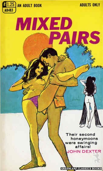 Adult Books AB483 - Mixed Pairs by John Dexter, cover art by Unknown (1969)