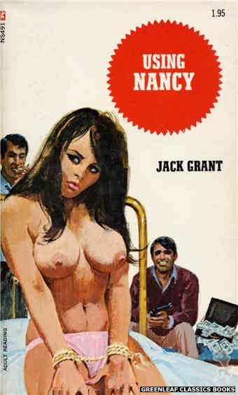Nitime Swapbooks NS491 - Using Nancy by Jack Grant, cover art by Unknown (1972)