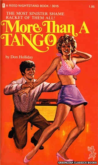 Reed Nightstand 3015 - More Than A Tango by Don Holliday, cover art by Unknown (1973)