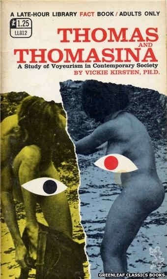 Late-Hour Library LL812 - Thomas And Thomasina by Vickie Kirsten, Ph.D., cover art by Photo Cover (1969)