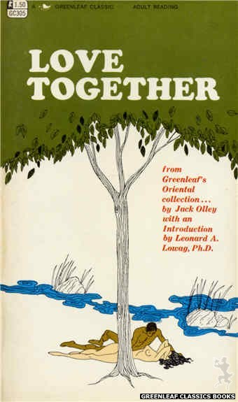 Greenleaf Classics GC305 - Love Together by Jack Olley, cover art by Unknown (1968)