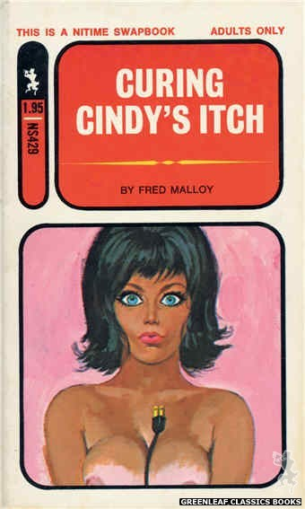 Nitime Swapbooks NS429 - Curing Cindy's Itch by Fred Malloy, cover art by Unknown (1971)