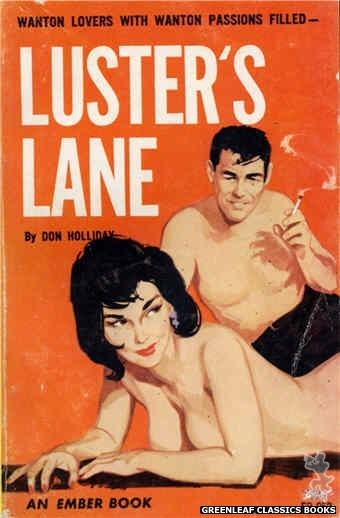 Ember Books EB952 - Luster's Lane by Don Holliday, cover art by Unknown (1964)