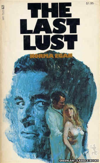 Midnight Reader 1974 MR7525 - The Last Lust by Norma Egan, cover art by Unknown (1974)
