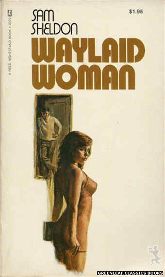 Reed Nightstand 4070 - Waylaid Woman by Sam Sheldon, cover art by Ed Smith (1974)