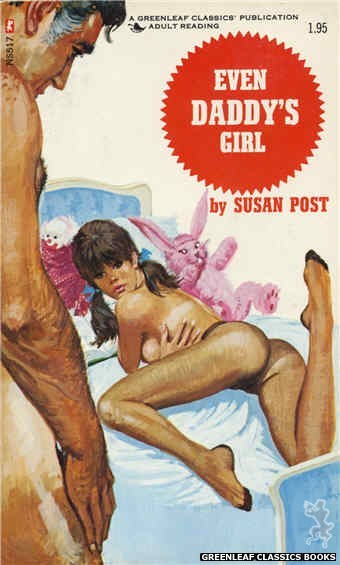 Nitime Swapbooks NS517 - Even Daddy's Girl by Susan Post, cover art by Unknown (1973)