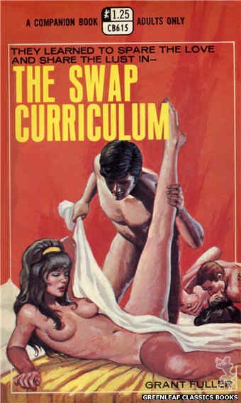 Companion Books CB615 - The Swap Curriculum by Grant Fuller, cover art by Ed Smith (1969)