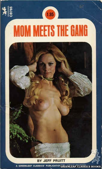 Companion Books CB785 - Mom Meets The Gang by Jeff Pruitt, cover art by Photo Cover (1972)
