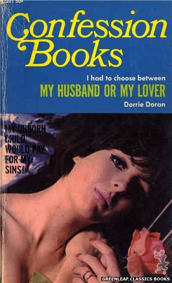 One Shots C201 - My Husband Or My Lover by Dorrie Doran, cover art by Photo Cover (1967)