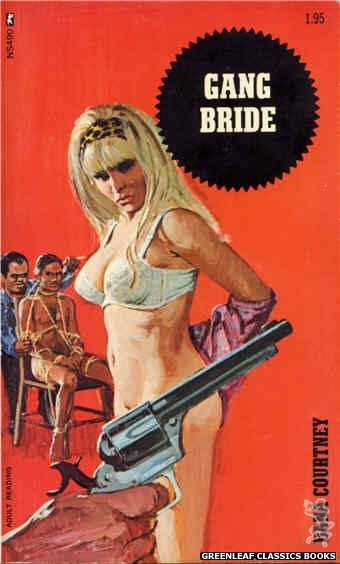 Nitime Swapbooks NS490 - Gang Bride by Dana Courtney, cover art by Unknown (1972)