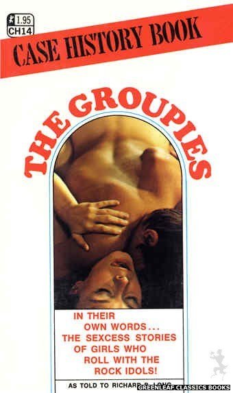 Case History CH14 - The Groupies by Richard B. Long, cover art by Photo Cover (1972)