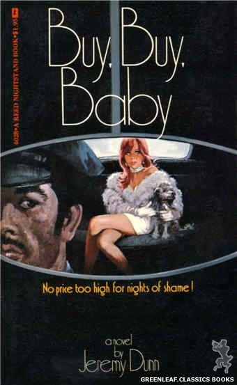 Reed Nightstand 4028 - Buy, Buy, Baby by Jeremy Dunn, cover art by Ed Smith (1974)