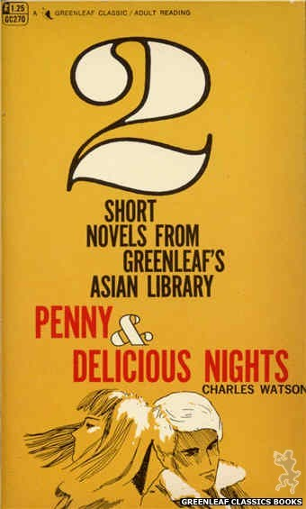 Greenleaf Classics GC270 - Penny by Charles Watson, cover art by Unknown (1967)
