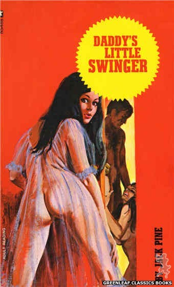 Nitime Swapbooks NS488 - Daddy's Little Swinger by Jack Pine, cover art by Unknown (1972)