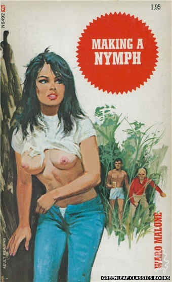 Nitime Swapbooks NS492 - Making A Nymph by Ward Malone, cover art by Unknown (1972)