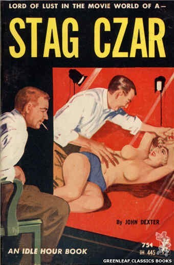 Idle Hour IH445 - Stag Czar by John Dexter, cover art by Unknown (1965)