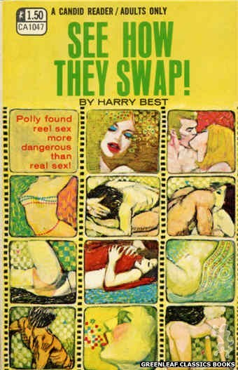 Candid Reader CA1047 - See How They Swap! by Harry Best, cover art by Unknown (1970)