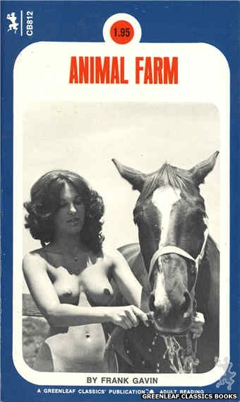 Companion Books CB812 - Animal Farm by Frank Gavin, cover art by Photo Cover (1973)