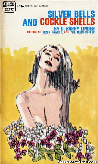 Greenleaf Classics GC377 - Silver Bells And Cockle Shells by D. Barry Linder, cover art by Unknown (1969)