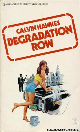 Reed Nightstand 4061 - Degradation Row by Calvin Hawkes, cover art by Unknown (1974)