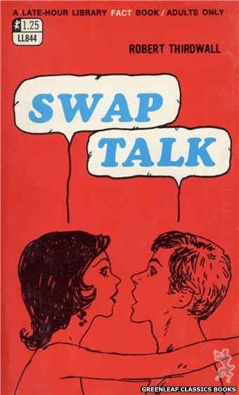 Late-Hour Library LL844 - Swap Talk by Robert Thirdwall, cover art by Unknown (1969)