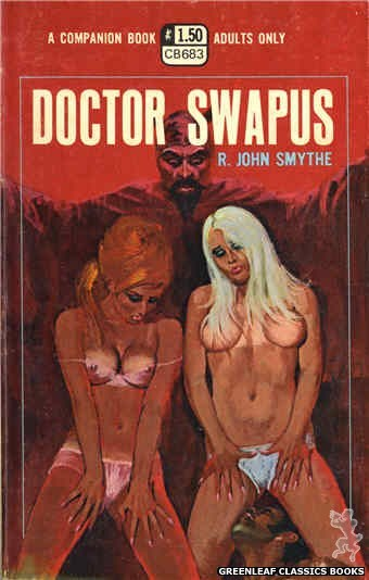 Companion Books CB683 - Doctor Swapus by R. John Smythe, cover art by Unknown (1970)