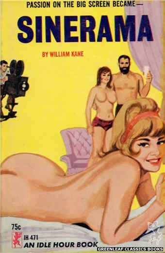 Idle Hour IH471 - Sinerama by William Kane, cover art by Unknown (1965)