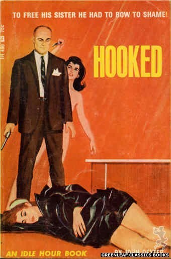 Idle Hour IH498 - Hooked by John Dexter, cover art by Unknown (1966)