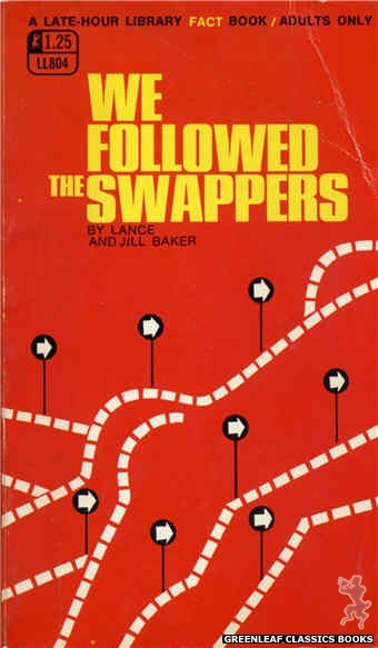 Late-Hour Library LL804 - We Followed The Swappers by Lance Baker, cover art by Unknown (1969)