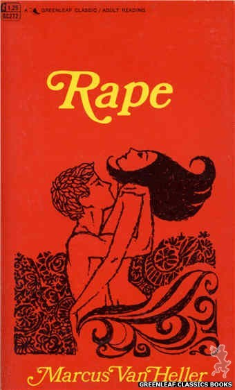 Greenleaf Classics GC272 - Rape by Marcus Van Heller, cover art by Unknown (1967)