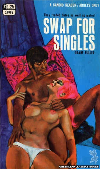 Candid Reader CA995 - Swap For Singles by Grant Fuller, cover art by Unknown (1969)