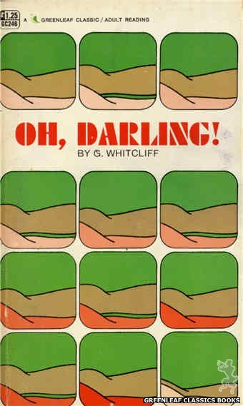 Greenleaf Classics GC246 - Oh, Darling! by G. Whitcliff, cover art by Unknown (1967)