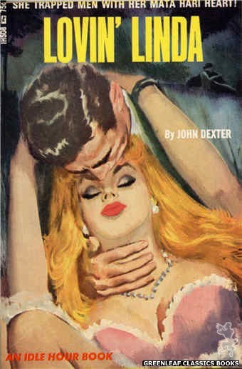Idle Hour IH508 - Lovin' Linda by John Dexter, cover art by Unknown (1966)