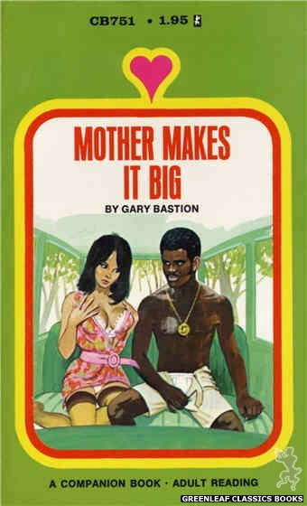 Companion Books CB751 - Mother Makes It Big by Gary Bastion, cover art by Unknown (1972)