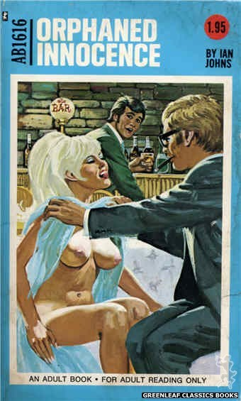 Adult Books AB1616 - Orphaned Innocence by Ian Johns, cover art by Unknown (1972)