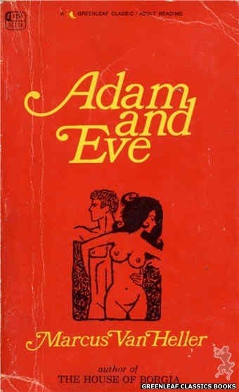 Greenleaf Classics GC234 - Adam and Eve by Marcus Van Heller, cover art by Unknown (1967)