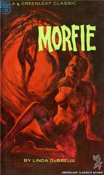 Greenleaf Classics GC225 - Morfie by Linda DuBreuil, cover art by Robert Bonfils (1967)