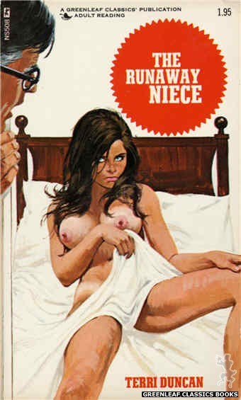Nitime Swapbooks NS508 - The Runaway Niece by Terri Duncan, cover art by Unknown (1973)